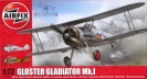 Airfix A02052 GLOSTER GLADIATOR Mk.I