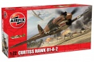 Airfix A01003 Curtiss Hawk 81-A-2