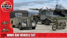 Airfix A03311  WWII RAF VEHICLE SET