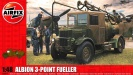 Airfix A03312 Albion 3-Point Fueller