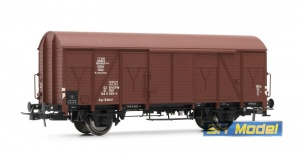 Rivarossi HRS6386 Wagon kryty Ggs typ 223K/1 PKP /OPW Ep.IVa