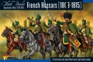 French Hussars 1808-1815 Warlord Games Black Powder