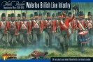 Waterloo British Line Inantry