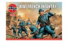 Airfix A00728V WWI FRENCH INFANTRY