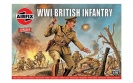 Airfix A00727V  WWI BRITISH INFANTRY