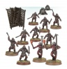 Lord of Thr Rings - Uruk-HAI Siege Troops