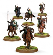 Lord of The Rings - Riders of Rohan