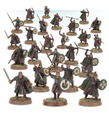 Lord of The Rings - Warriors of Rohan