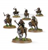 Lord of The Rings - Warg Riders