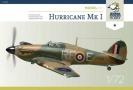 ARMA HOBBY 70020 Hurricane MK1 Dywizjon 303  Model Kit