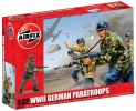 Airfix A02712 WWII  GERMAN  PARATROOPS