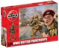 Airfix A02701 WWII  BRITISH PARATROOPS