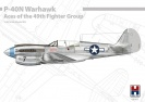HOBBY 2000 48001 P-40 WARHAWK ACES OF THE 49TH FG