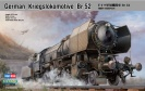 HOBBY BOSS  82901  German Kriegslokomotive Br 52