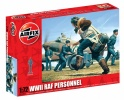 Airfix A01747 WWII RAF PERSONNEL